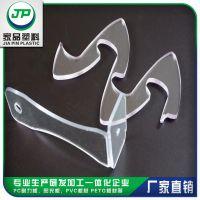 环保高强度PC透明塑料板材 防刮花pc板材 定制加工