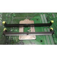 LOTES DDR4 288PIN 4排DIP型主板 工控 内存插槽 现货供应黑体绿耳