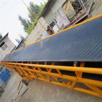 机体框架可采用铝型材,不锈钢或碳钢制作输送带 庞泰皮带输送机
