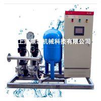 一控二自动增压供水系统智能成套变频恒压供水系统楼宇给水增压系统