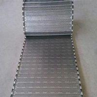 不锈钢链板物流流水线输送机板链