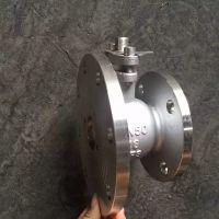 FQ41F 不锈钢 反应釜底阀 一体式放料球阀