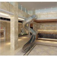 北京同兴伟业直销不锈钢滑梯、室内螺旋滑梯、户外组合滑梯、商场公园景区