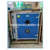 四川成都批发JC101-4A电热鼓风干燥箱 工业恒温电烤箱 机械烘箱