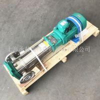 进口威乐wilo原装现货MVI1609-3/16/E/3-380-50-2供暖加压泵价格