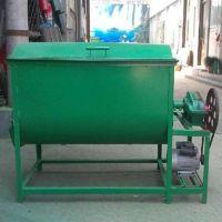 乾宇生产加工卧式搅拌机 双螺带混合机 饲料混料机 农用养殖设备
