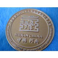 景点景区纪念礼品,河南活动胸章,金属纪念币生产