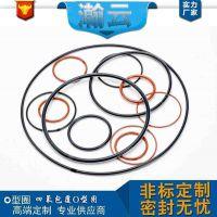 四氟包覆O型圈 包氟密封圈 包覆式O-Ring FEP encapsulated O`rings