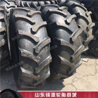 前进15-24联合收割机后轮轮胎农用轮胎R-1M人字花纹轮胎