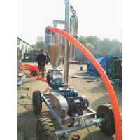 谷物收集输送机热销 进的气力吸粮机设计图
