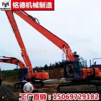 挖掘机标准臂 加长臂 大小臂 加重臂 二节臂三节臂 拆迁 修路工厂