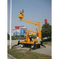 液压升降平台 修理用高空作业移动升降机