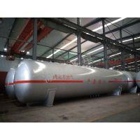 100立方丙烷储罐LPG卧式储罐设计参数