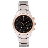 手表厂家艾尔时定制时尚进口石英不锈钢防水腕表