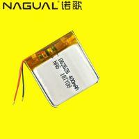 602626 400毫安 聚合物锂电池精工板 儿童电话手表电池