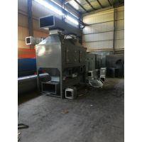 废气治理催化燃烧装置-安兴喷砂机械