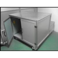 电子电器流水线铝合金框架| 常州自动化模组生产线铝型材 定做
