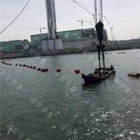 活动式拦污装置穿绳子拦漂浮筒造价