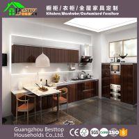 广东厨柜厂家批发直销价格低廉水槽柜不锈钢橱柜组装式水槽柜定制