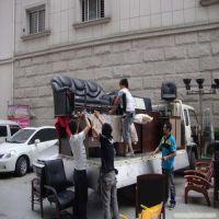 成都青羊区拉货搬行李小型货车司机电话家具冰箱搬运