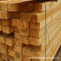 防腐木材 供应樟子松防腐木方批发 中南神箭厂家价格优惠