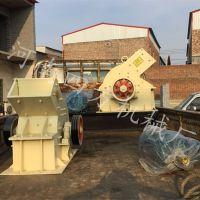 制砂砂石生产线锤式破碎机厂家河卵石山石矿石粉碎设备锤式破碎机工作原理