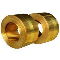 东莞黄铜带欧盟环保青铜带开口端子专用