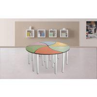 长春活动六角桌多产品设计制造