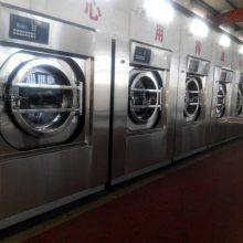 开洗涤厂需要什么设备宾馆布草全套洗涤厂设备