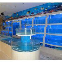 中山东区专业定做海鲜鱼池|中山超市商场专业定做海鲜鱼池的公司|怎么联系专业定做海鲜鱼池