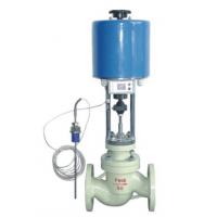 三科ZZWPE电动温控调节阀广泛应用于化工、石油、食品、轻纺、宾馆与饭店等部门的热水供应。