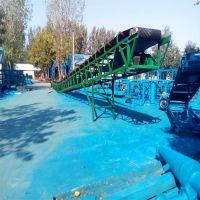 牡丹江专业承接皮带输送机制造厂 不锈钢防腐集装箱装货用皮带机