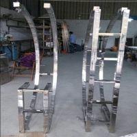 不锈钢博古架 工程装饰制品定做 佛山制品厂林方不锈钢公司