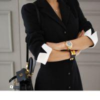 谷可品牌折扣服饰折扣 女装代理品牌有哪些尾货卡其色旗袍唐装