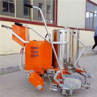 广州划线机厂家 手推式热熔标线车 标线车 万维现货