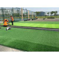 足球场人造草坪铺装技术方案 铺草坪,充砂充颗粒 优世体育专业施工团队