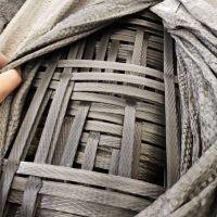 钢塑土工格栅是怎么计算拉力的?根据网孔大小,钢丝根数,钢丝粗细等