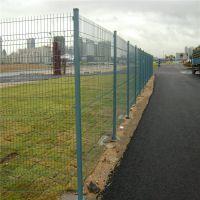 绿化带护栏网 铁丝网围栏施工方案 高速公路护栏网