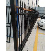 【广西南宁沿河锌钢围栏】丨 【广西学校锌钢护栏】 丨【市政锌钢围栏】