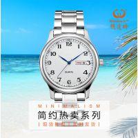石英手表批发新款休闲腕表 防水石英表 稳达时厂家直销