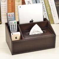 长方形餐厅办公室防水用品防滑面巾纸浴室抽纸盒黑色餐巾纸可爱小