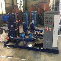 卓智厂家供应采暖板式换热机组水水管式换热机组智能换热机组