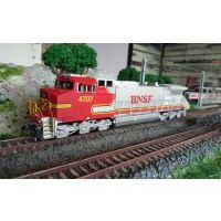MTH火车模型80-2298-0HO比例DCC内燃机车