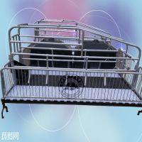 宏基出售双体母猪产床2.2*3.6双体分娩产床厂家直销