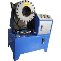 遵义全自动钢管扣压机操作步骤 品质时捷