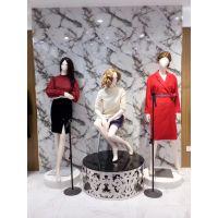 广东外贸原单服装厂家批发品牌女装折扣店一手货源
