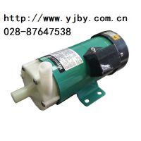 MP磁力泵驱动循环泵耐腐蚀泵耐酸碱微型真空泵化工泵自来水增压泵