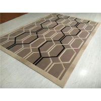 卫辉市厂家直销防滑垫地毯广告 定制logo地垫腈纶羊毛混纺材质