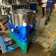 工业五金件脱水机 不锈钢离心脱水机粮食脱水甩干机