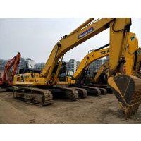 出售大型小松二手挖掘机PC450-8挖土机